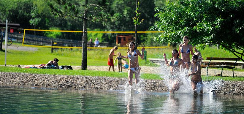 Sommerurlaub in Eben - Ferienhaus Hollinger